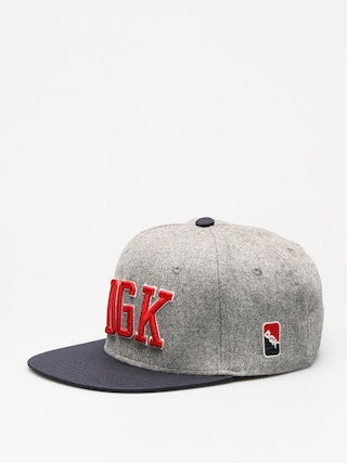 Czapka z daszkiem DGK Fly Ball Snapback ZD (athletic heather)
