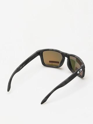 Okulary przeciwsłoneczne Oakley Holbrook (black camo/prizm ruby)