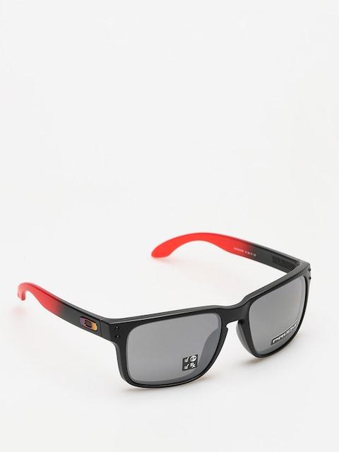 Okulary przeciwsłoneczne Oakley Holbrook (ruby fade/prizm black polarized)