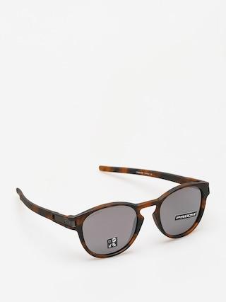 Okulary przeciwsłoneczne Oakley Latch (matte brown tortoise/prizm black iridium)