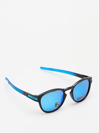 Okulary przeciwsłoneczne Oakley Latch (sapphire fade/prizm sapphire polarized)