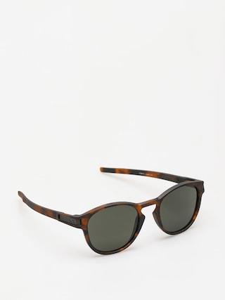 Okulary przeciwsłoneczne Oakley Latch (matte brown tortoise/dark grey)
