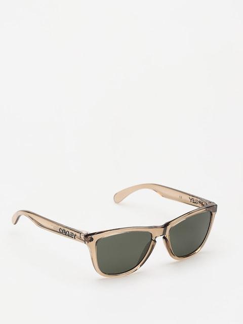 Okulary przeciwsłoneczne Oakley Frogskins (sepia/dark grey)