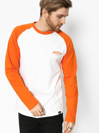 Longsleeve Dickies Dickies Baseball (energy orange)