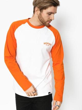 Longsleeve Dickies Dickies Baseball (energy orange)