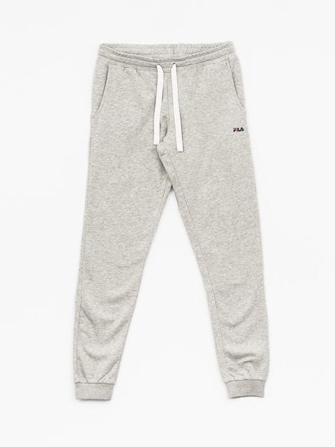 Spodnie Fila Classic Slim (light grey melange bros)