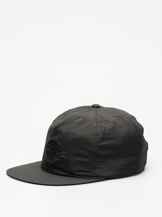 Czapka z daszkiem Brixton Speedway Hp ZD (washed black)