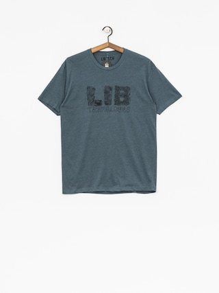 T-shirt Lib Tech Seaweed (indigo)