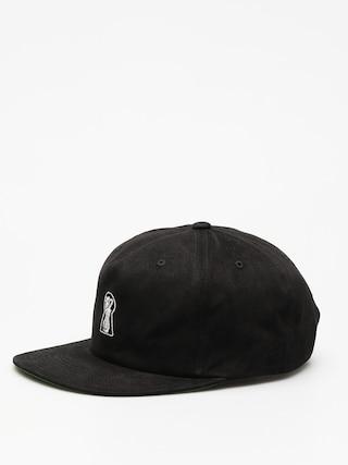 Czapka z daszkiem Brixton Peeper Mp ZD (black)