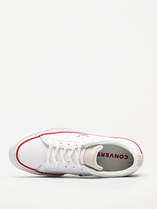 Buty Converse One Star (white/gym red/white)