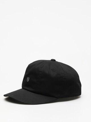 Czapka z daszkiem Brixton B Shield ZD (black)