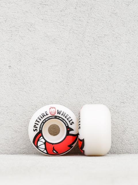 Kółka Spitfire Bighead (white/red)