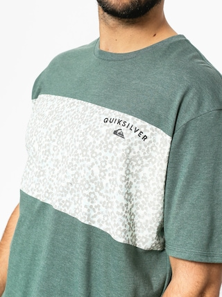 T-shirt Quiksilver Cactus Falls (trellis heather)
