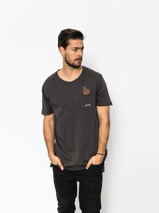 T-shirt Quiksilver Skumel (tarmac)