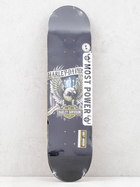 Deck Darkstar Harley Davidson Legendary (black)