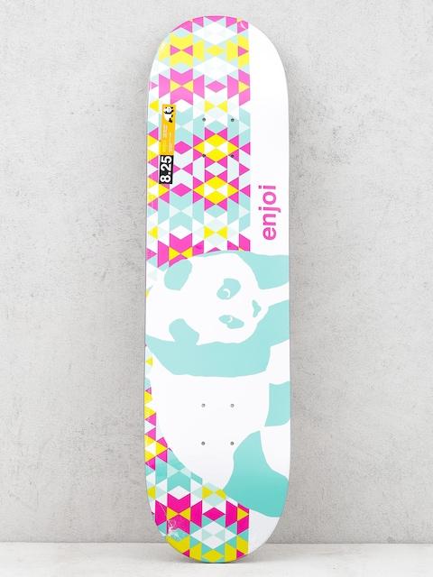 Deck Enjoi Mosaic Panda R7 (teal)