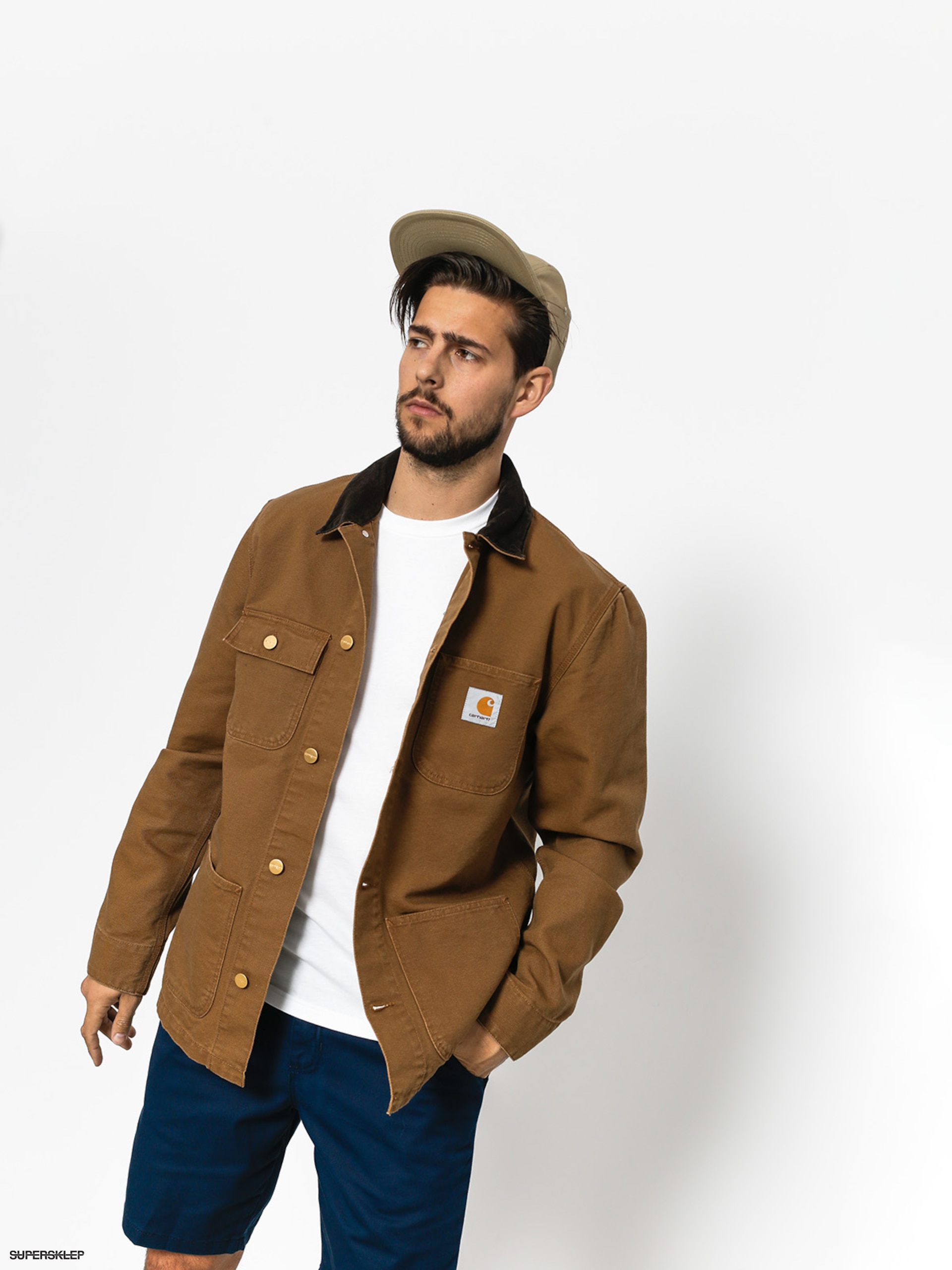 Kurtka Carhartt Michigan Chore Coat