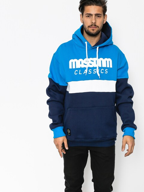 Bluza MassDnm Respect (blue/navy)