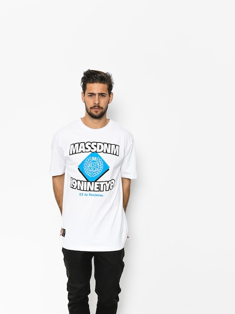 T-shirt MassDnm Creator (white)