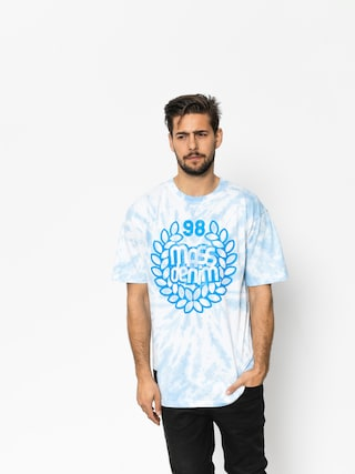 T-shirt MassDnm Base TieDye (white)