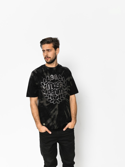 T-shirt MassDnm Base TieDye (black)