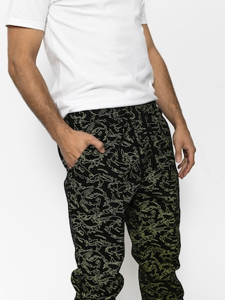 Spodnie Diamante Wear Flight School Classic Jogger (yellow/camo)