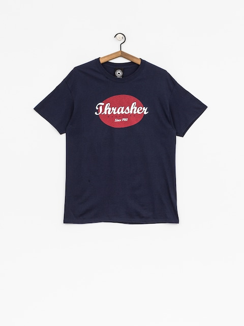 T-shirt Thrasher Oval