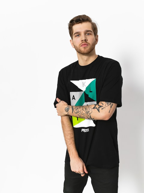 T-shirt Prosto Shimmy (black)