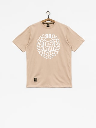 T-shirt MassDnm Base (beige)
