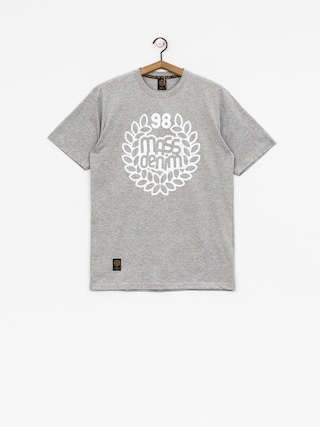 T-shirt MassDnm Base (light heather grey)