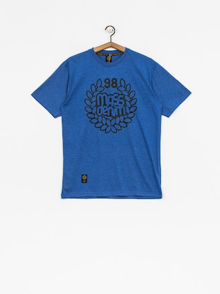T-shirt MassDnm Base (heather blue)