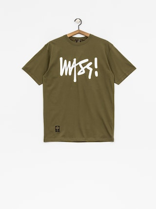 T-shirt MassDnm Signature (khaki)