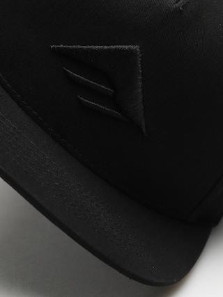 Czapka z daszkiem Emerica Triangle Snap ZD (black)