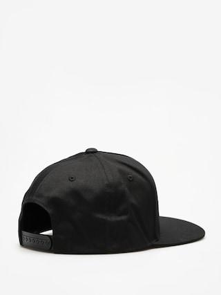 Czapka z daszkiem Emerica Pure Snapback ZD (black/black)