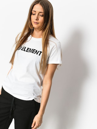 T-shirt Element Element Logo Wmn (white)