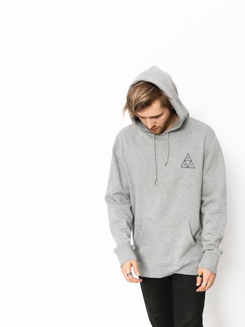 Bluza z kapturem HUF Triple Triangle HD (grey heather)