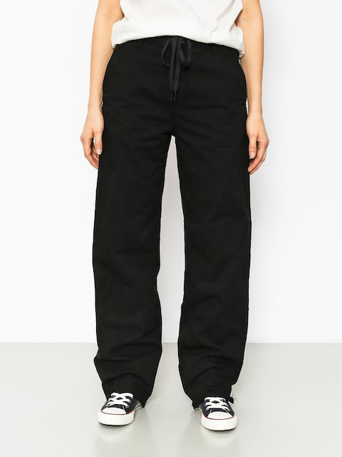 Spodnie Carhartt Pierce Straight R E Wmn (black)