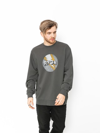 Bluza RVCA Volt Crew (greyskull)