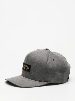 Czapka z daszkiem Emerica Defy Snapback ZD (grey/heather)