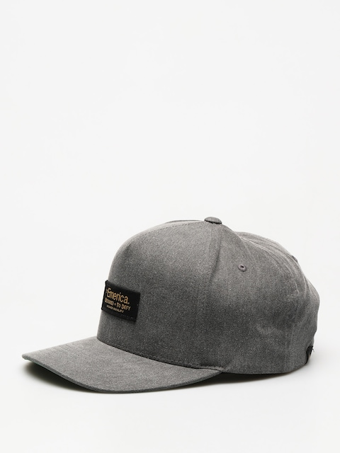 Czapka z daszkiem Emerica Defy Snapback ZD (grey/heather)