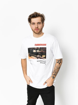 T-shirt MassDnm Turbo Notorious (white)