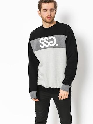 Bluza SSG Triple Colors (black/dark grey/grey)