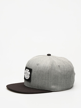 Czapka z daszkiem Element United B (grey heather)