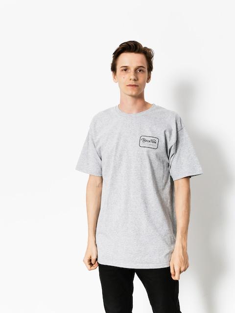 T-shirt Brixton Grade Stt