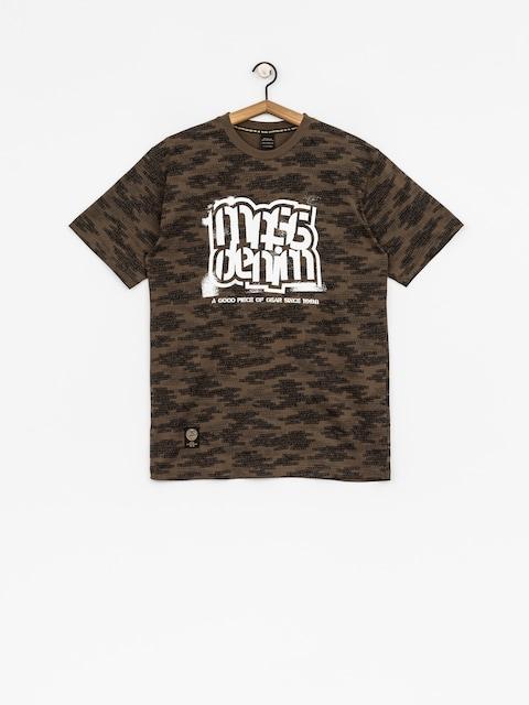 T-shirt MassDnm Assassin (khaki)