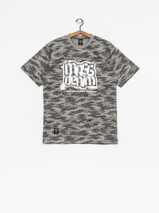 T-shirt MassDnm Assassin (light heather grey)