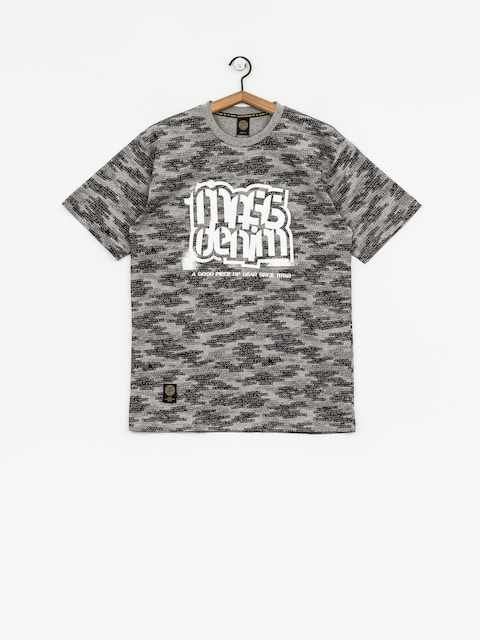 T-shirt MassDnm Assassin (light heather grey)