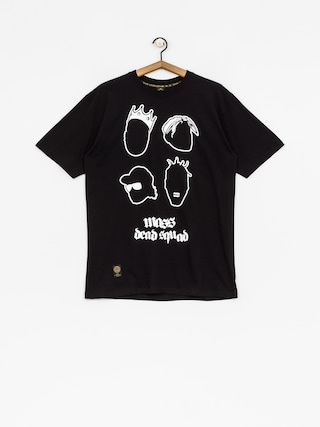 T-shirt MassDnm Dead Squad (black)
