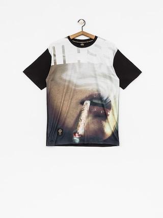 T-shirt MassDnm Light My Fire (multicolor)