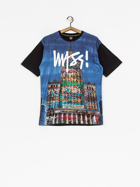 T-shirt MassDnm Palace (multicolor)